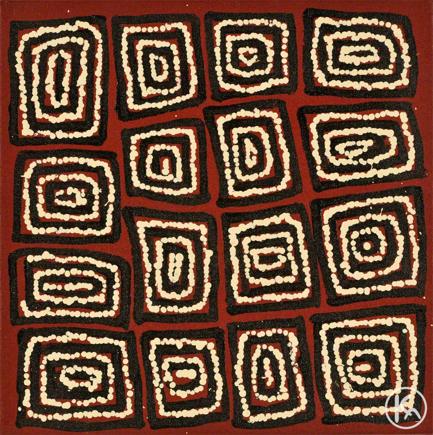 Tingari Cycle (0861144), Thomas Tjapaltjarri