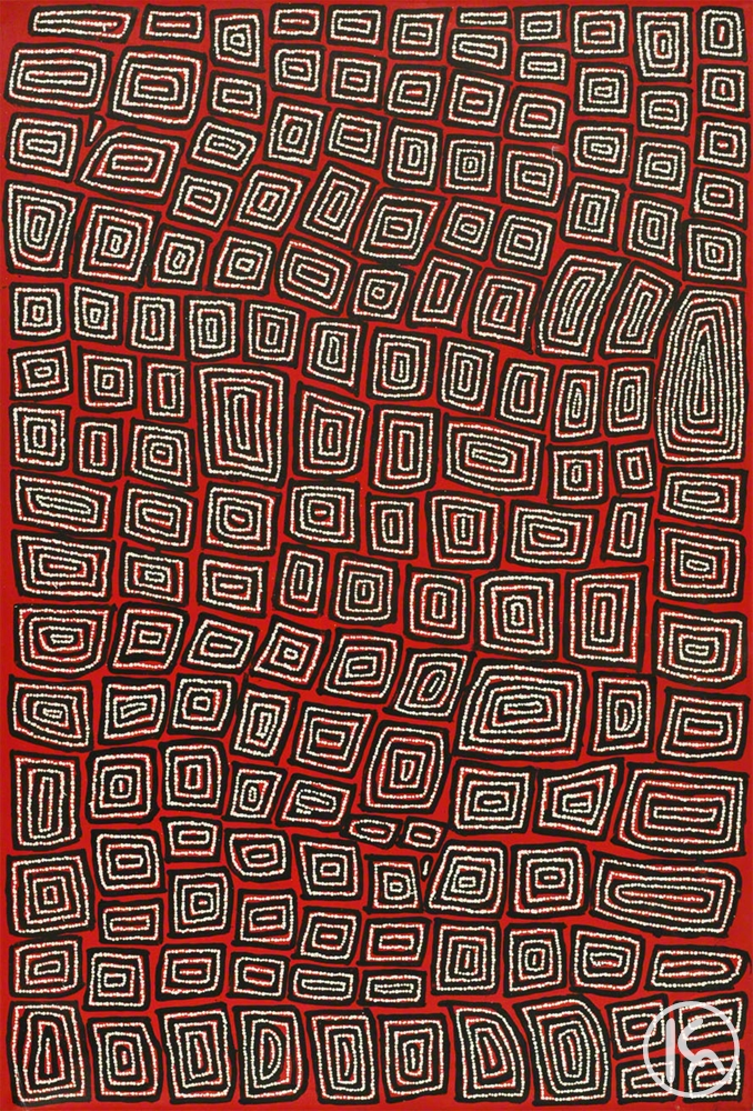Tingari Cycle (0861164), Thomas Tjapaltjarri