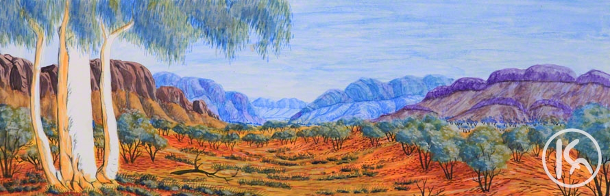 East MacDonnell Ranges (10082233), Therese Ryder