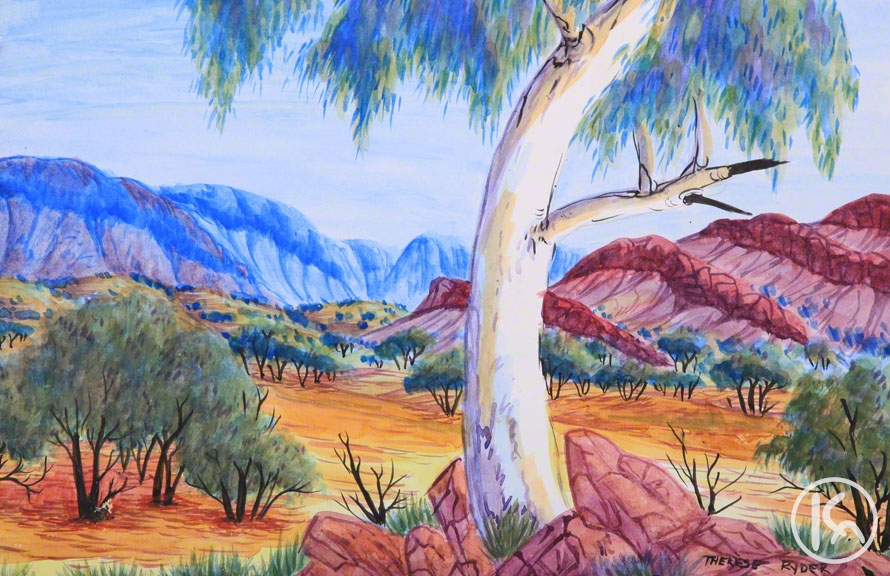 East MacDonnell Ranges (10082231), Therese Ryder