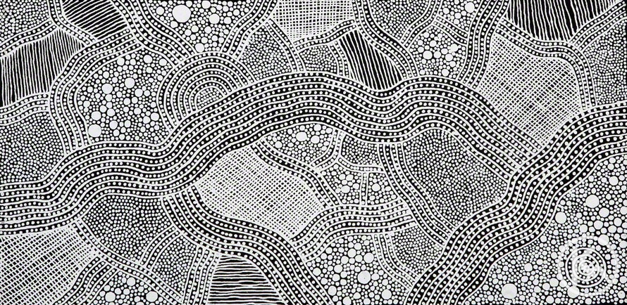 Dynamic duo the king sisters central art aboriginal art store