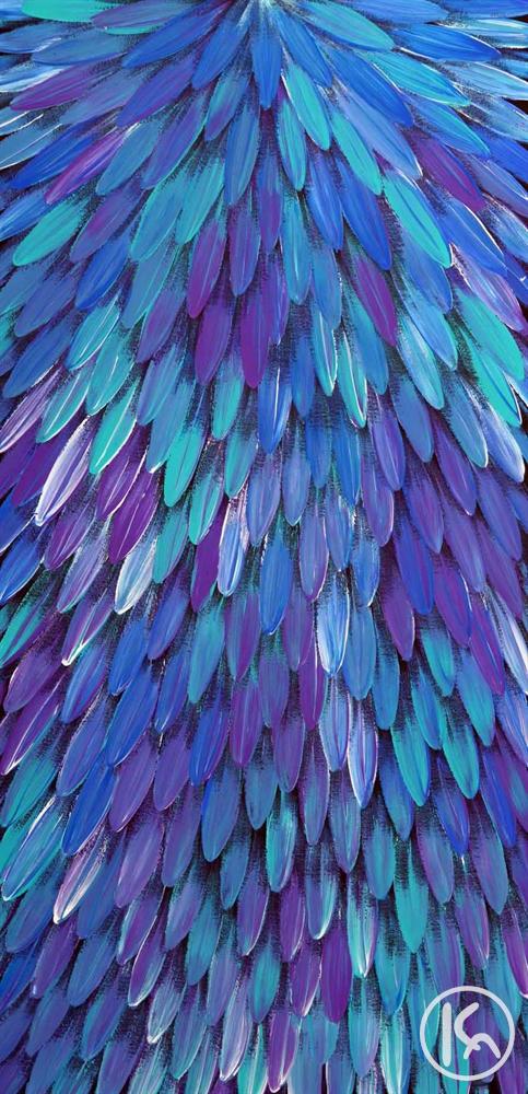 emu dreaming by raymond walters japanangka from alice