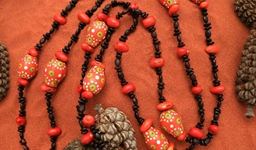 Ininti Seed Necklace (LC0902027)