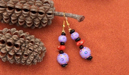 Ininti Seed Earrings (LC0903054)