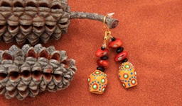 Ininti Seed Earrings (LC0903055)