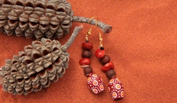 Ininti Seed Earrings (LC0903057)