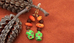 Ininti Seed Earrings (LC0903058)