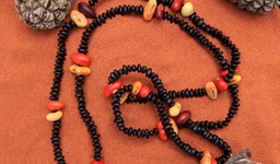 Ininti Seed Necklace (LC0903052)