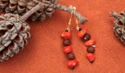Ininti Seed Earrings (LC0903059)