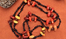 Ininti Seed Necklace (LC0903053)