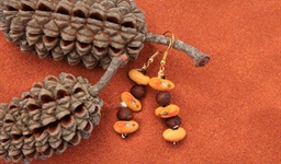 Ininti Seed Earrings (LC0903061)