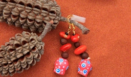 Ininti Seed Earrings (LC0903063)