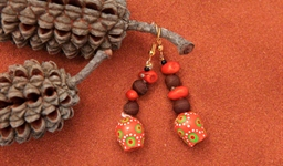 Ininti Seed Earrings (LC0903065)