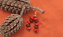 Ininti Seed Earrings (LC0903066)