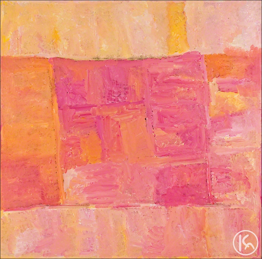 My Country (0841052), Kudditji Kngwarreye
