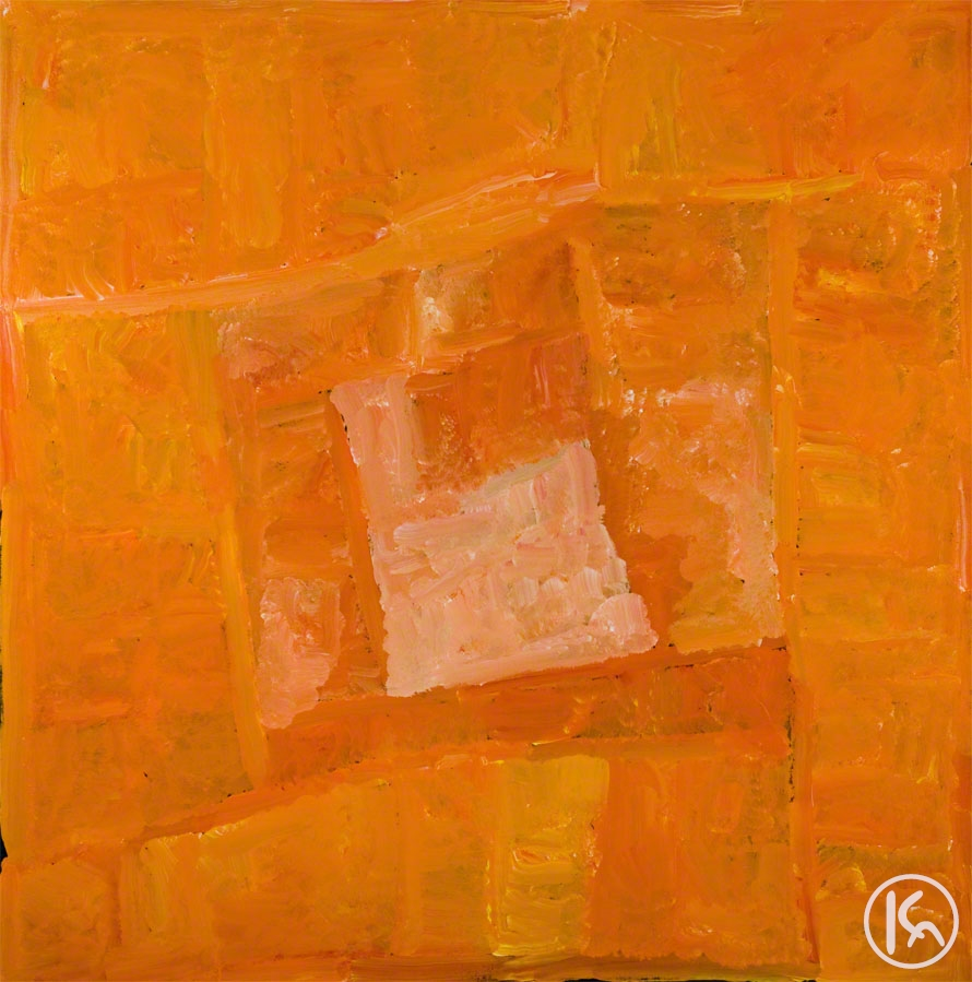 My Country (0803994), Kudditji Kngwarreye