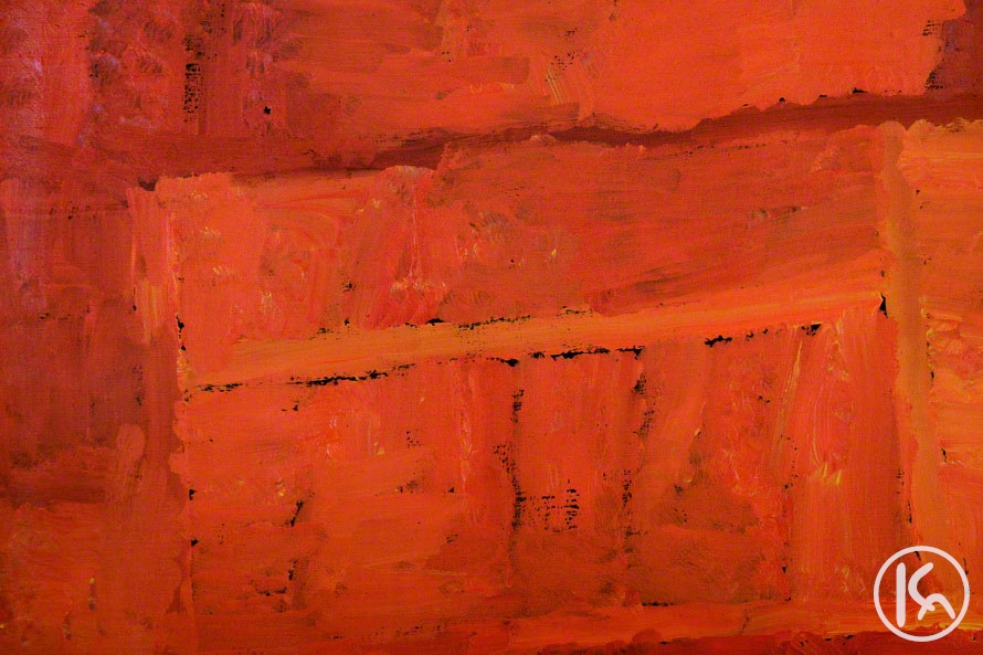 My Country (10102268), Kudditji Kngwarreye