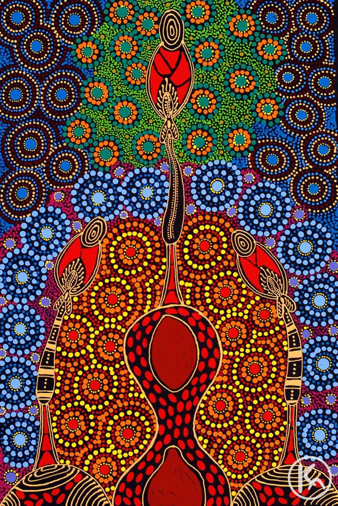 Dreamtime sisters (0511366), Colleen Wallace Nungari