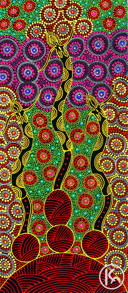 Dreamtime Sisters (0611522), Colleen Wallace Nungari