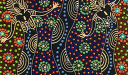 Dreamtime Sisters (0704624)