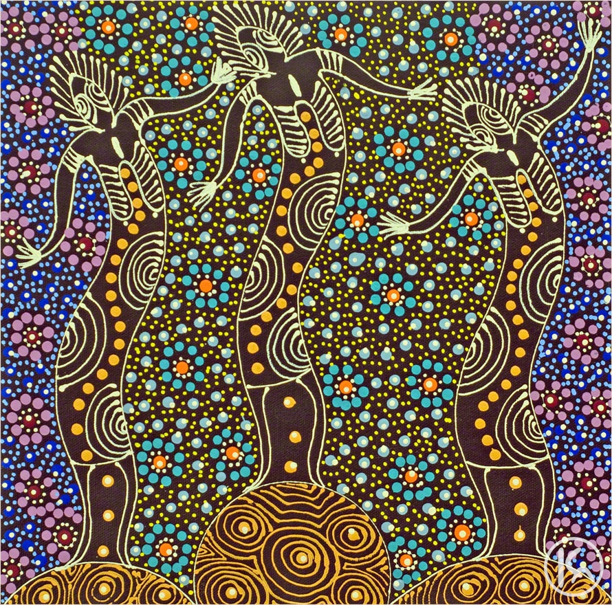Dreamtime Sisters (0802949), Colleen Wallace Nungari