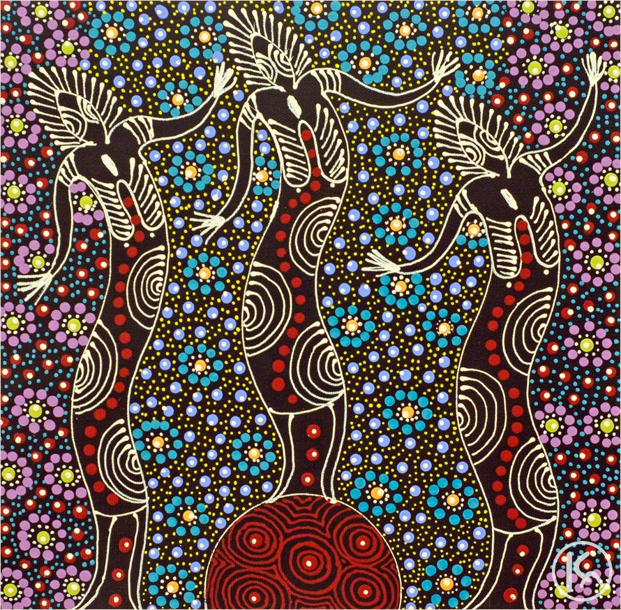 Dreamtime Sisters (0802952), Colleen Wallace Nungari