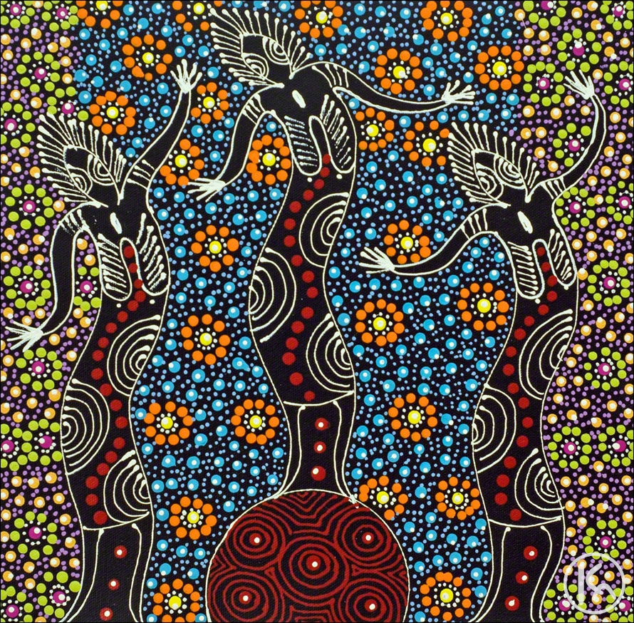 Dreamtime Sisters (0802956), Colleen Wallace Nungari