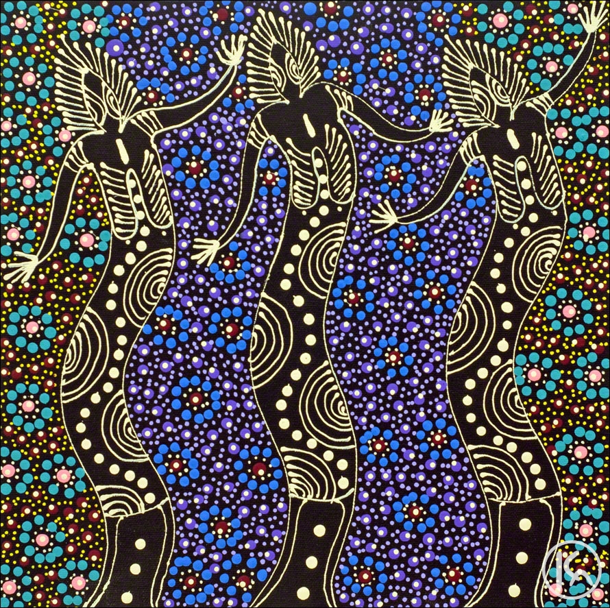 Dreamtime Sisters (0802957), Colleen Wallace Nungari