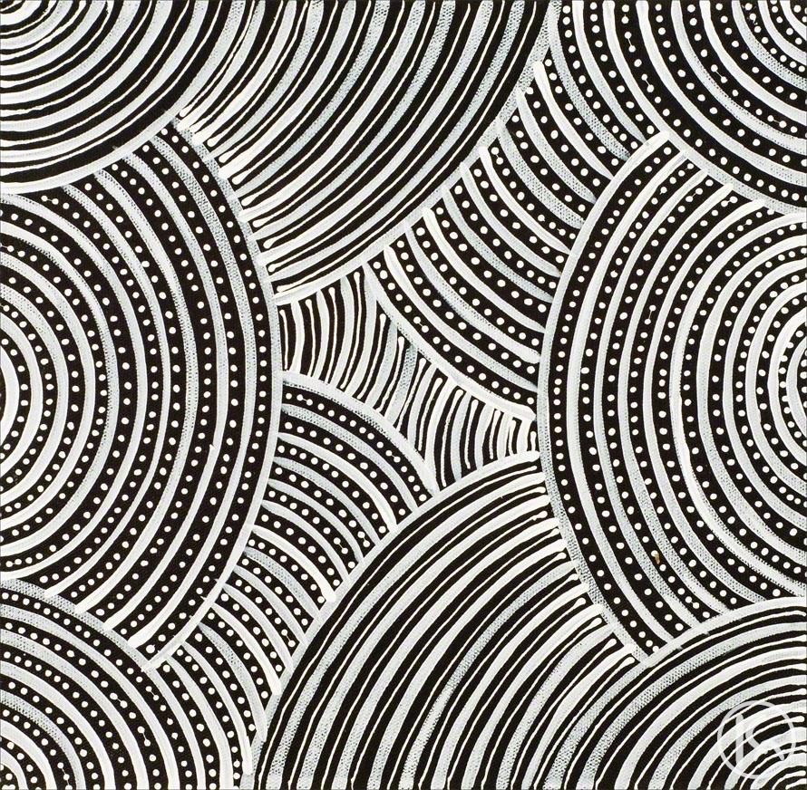 Aboriginal body painting 0831000
