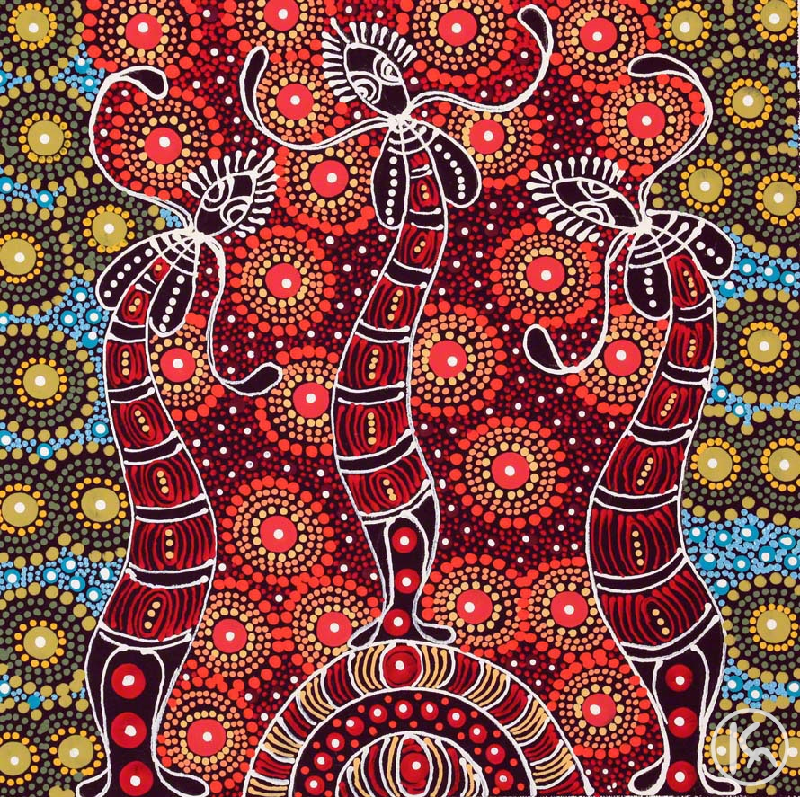 Dreamtime Sisters (12022422), Colleen Wallace Nungari