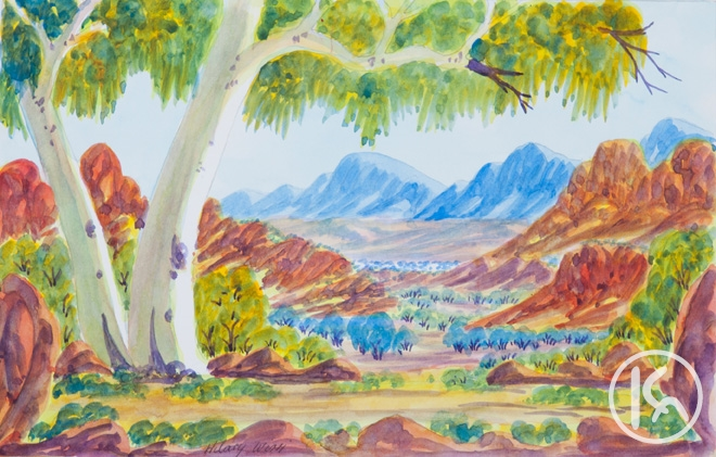 MacDonnell Ranges (13042494), Hilary Wirri