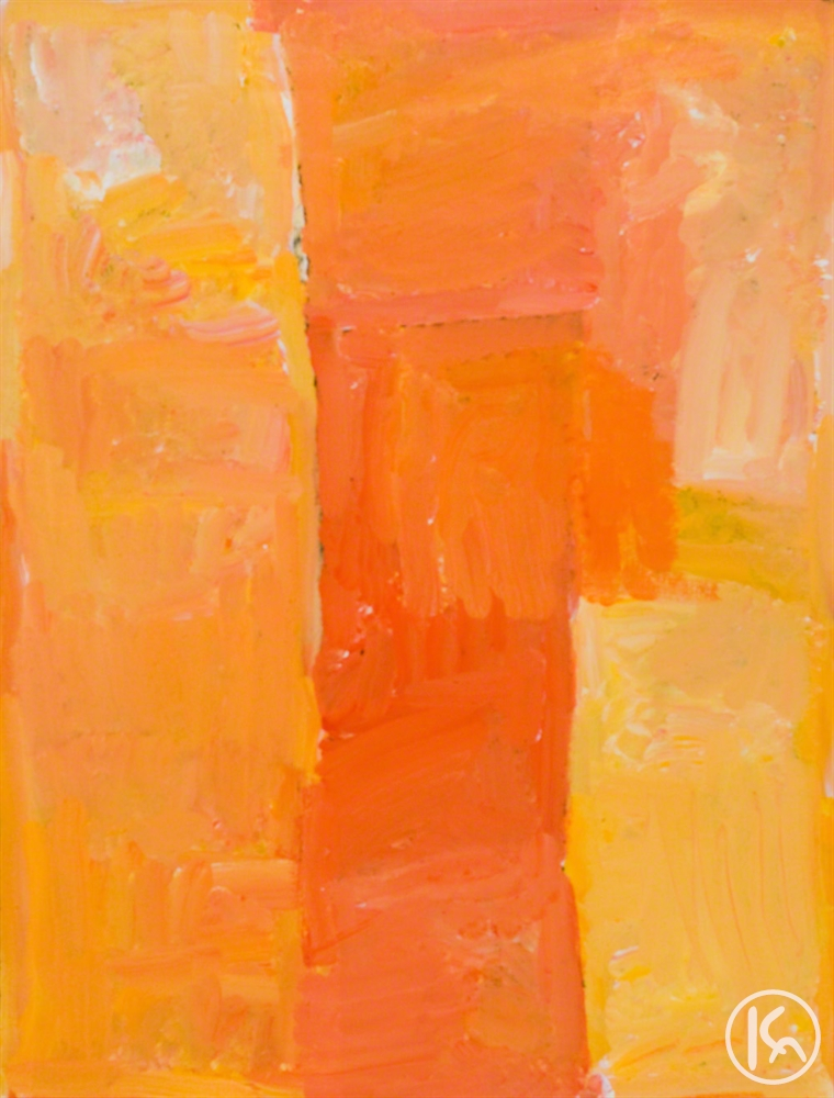 My Country (0841071), Kudditji Kngwarreye