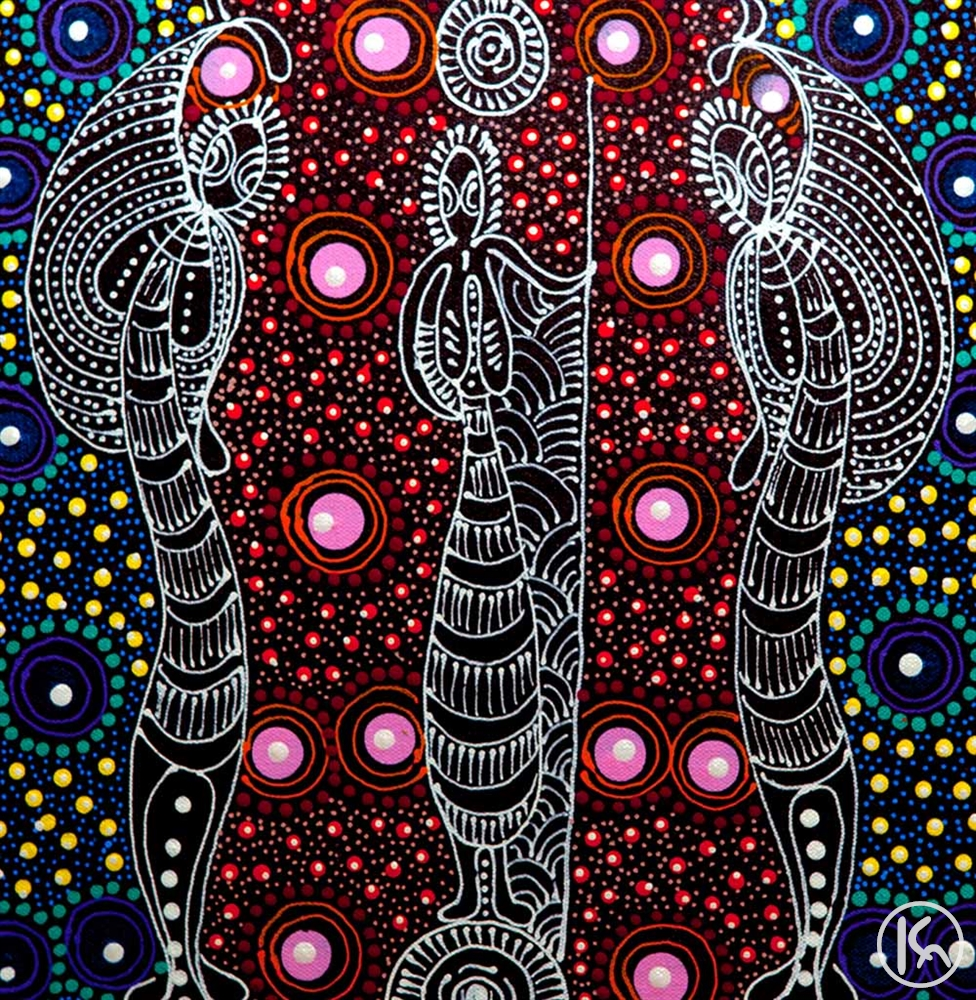 Dreamtime Sisters (16062595), Colleen Wallace Nungari