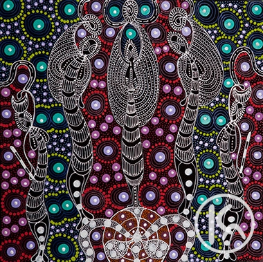 Dreamtime Sisters (17062606), Colleen Wallace Nungari