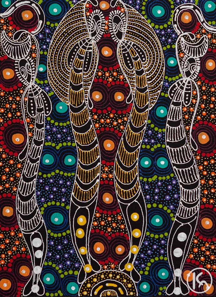 Dreamtime Sisters (17062611), Colleen Wallace Nungari