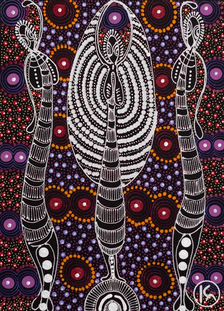 Dreamtime Sisters (17062610), Colleen Wallace Nungari