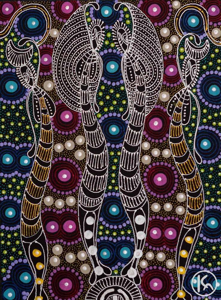 Dreamtime Sisters (17062614), Colleen Wallace Nungari