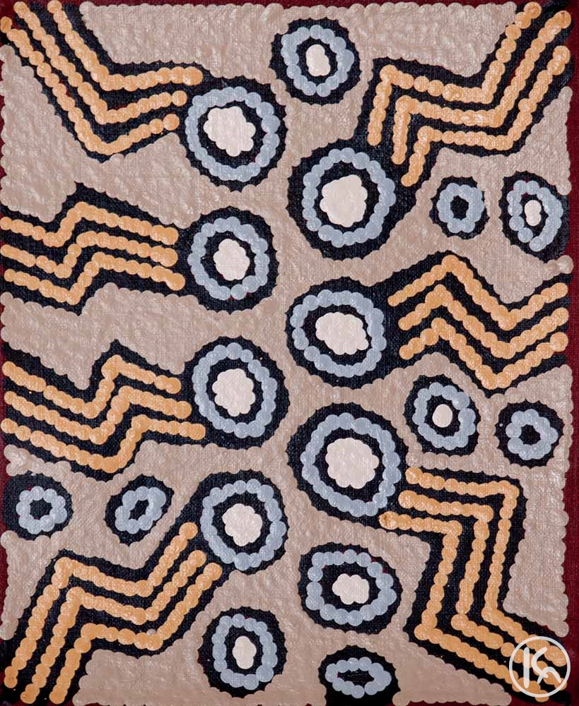 Women's Ceremony (MWN35), Maureen Ward Nakamarra