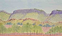 West MacDonnell Ranges (1737-11)