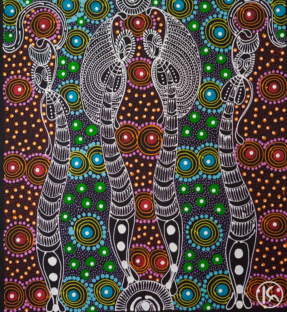 Dreamtime Sisters (17112754), Colleen Wallace Nungari