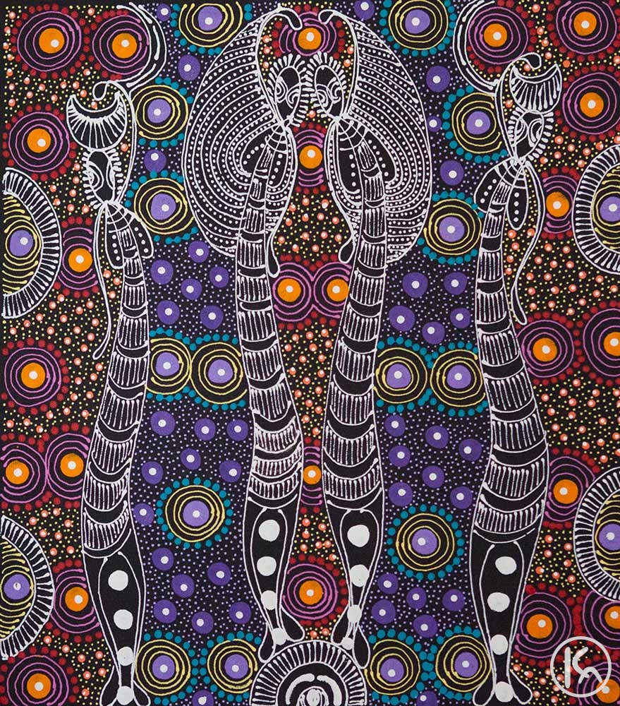 Dreamtime Sisters (17112755), Colleen Wallace Nungari