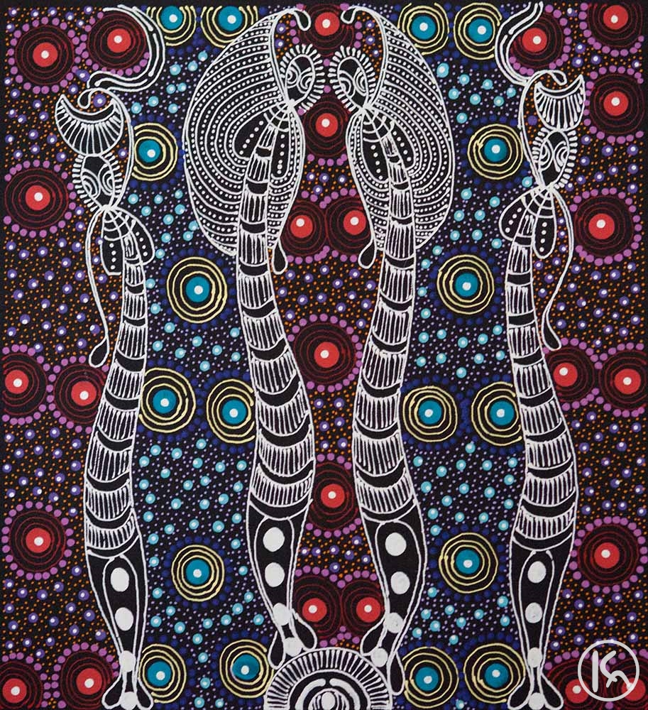 Dreamtime Sisters (17112759), Colleen Wallace Nungari
