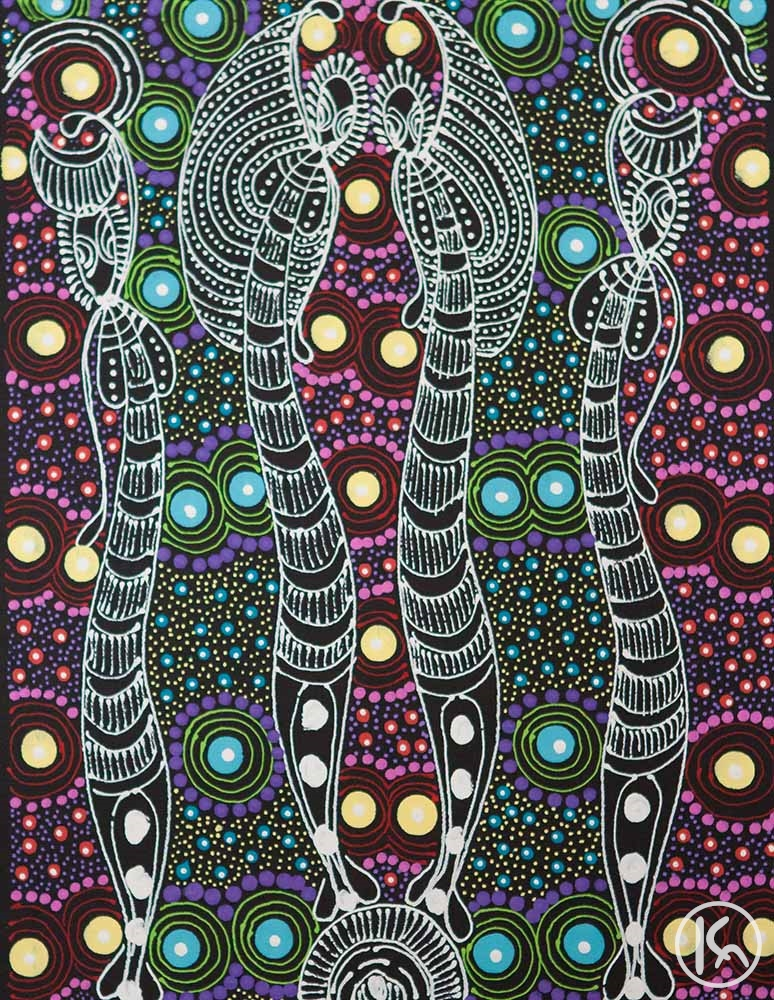 Dreamtime Sisters (17112760), Colleen Wallace Nungari