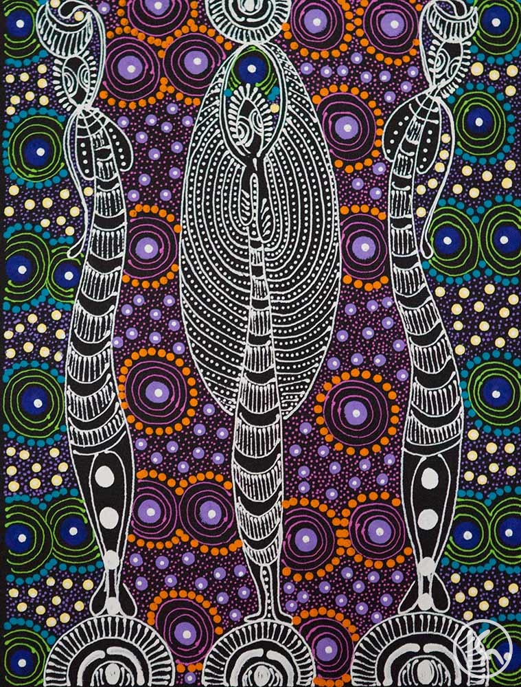 Dreamtime Sisters (17112761), Colleen Wallace Nungari