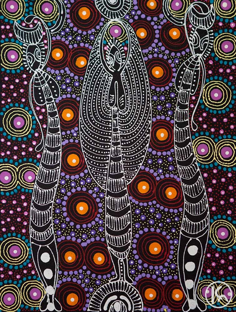 Dreamtime Sisters (17112762), Colleen Wallace Nungari