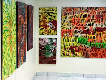 Framing of aboriginal artworks central art aboriginal art store framing of aboriginal artworks solutioingenieria Choice Image