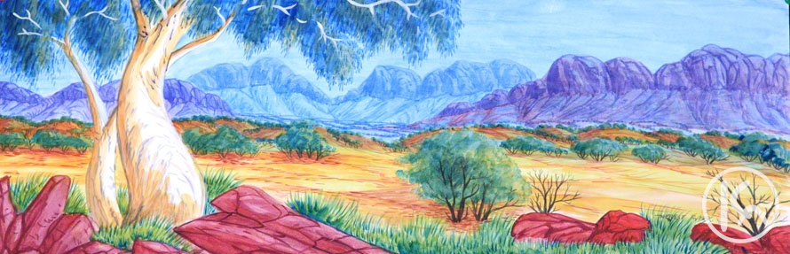 East MacDonnell Ranges (10092246), Therese Ryder