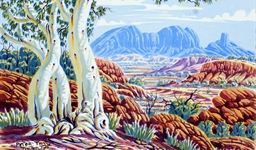 MacDonnell Ranges (0701567)
