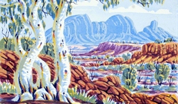 MacDonnell Ranges (0701566)