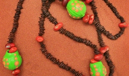 Ininti Seed Necklace (MN0801001)
